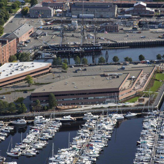 Bürokomplex Constitution Wharf Jamestown 31