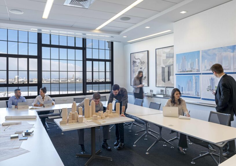 Innovation and Design Building Jamestown 31