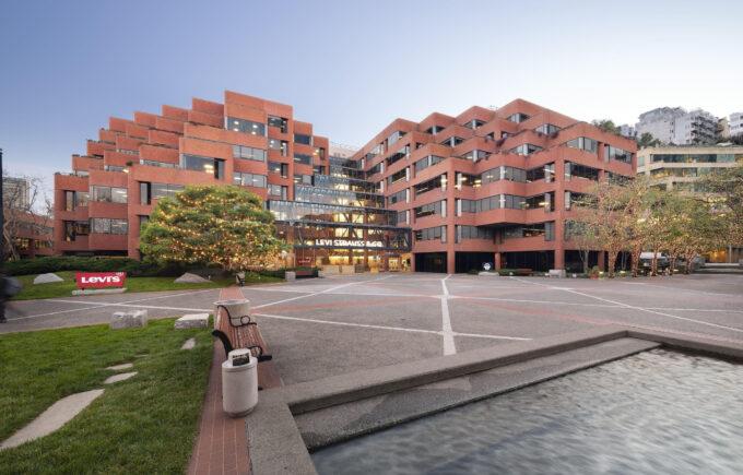 Bürokomplex Levi's Plaza
