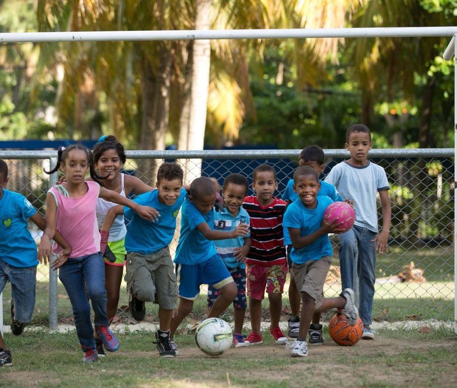 Sozialesengagement kinderdorf fussball