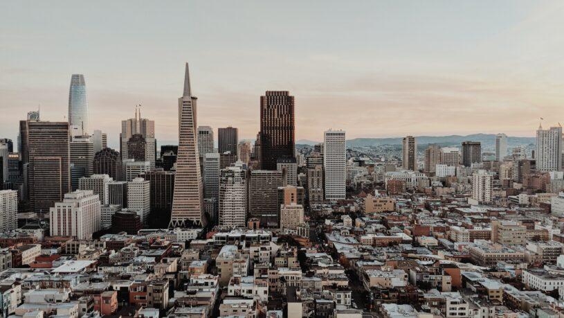 Stock skyline sanfrancisco 8