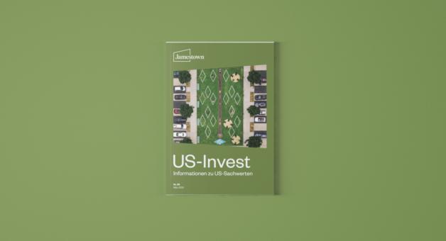 Neue Ausgabe: US-Invest Nr. 32