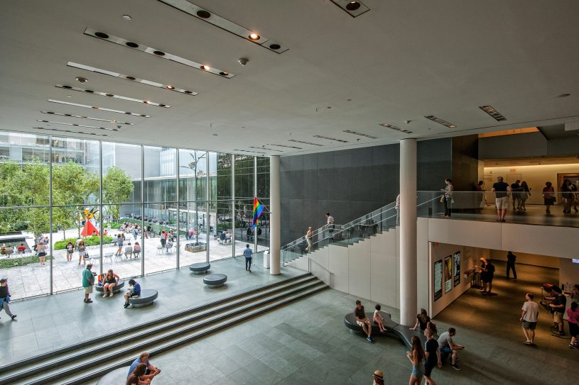 Blog usi moderne museum